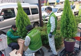 都市緑化・室内緑化啓発(大阪)
