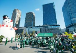 都市緑化推進啓発 「植育」イベント(大阪)
